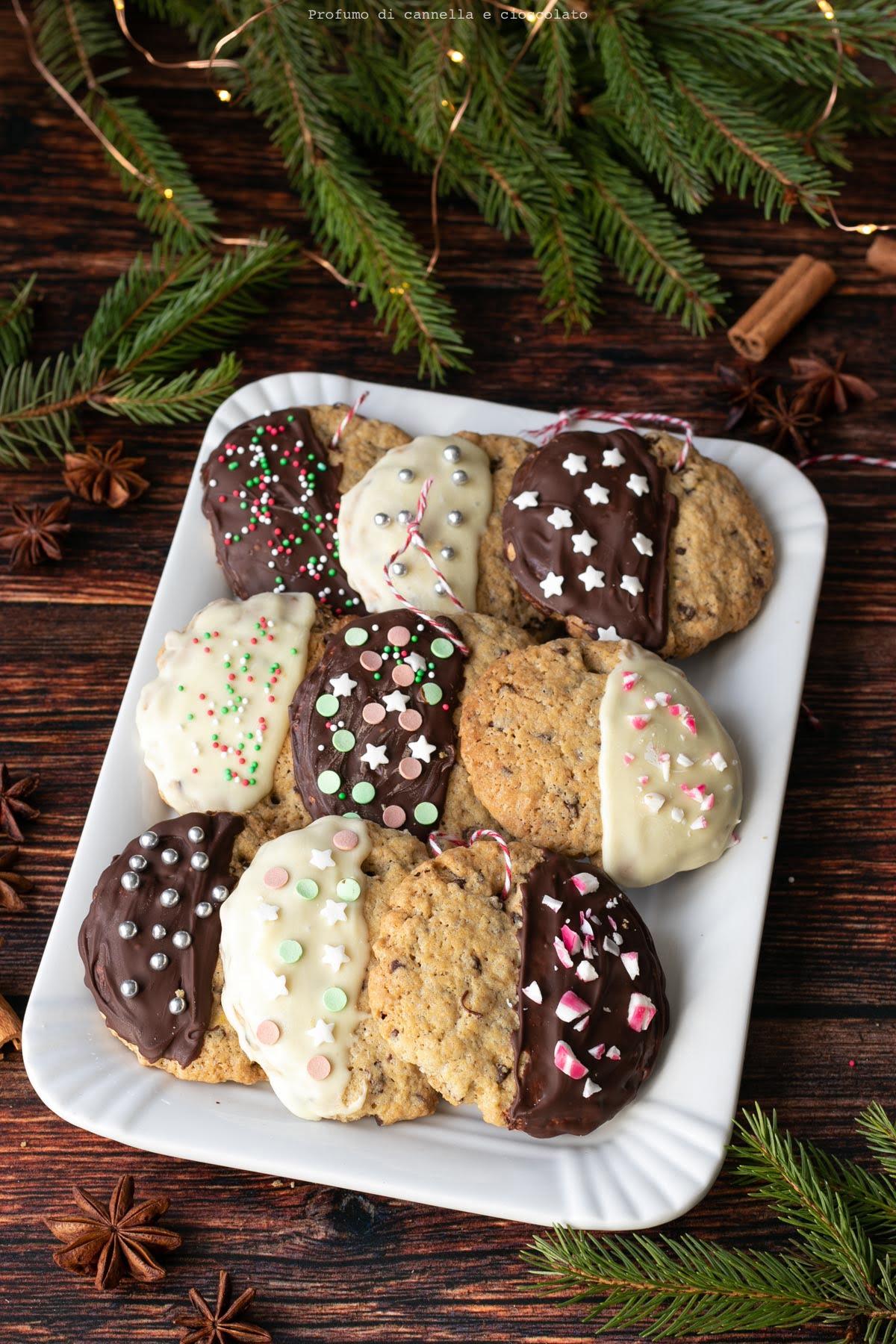 Cookies per l'albero