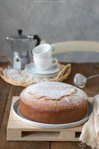 Torta soffice alla vaniglia