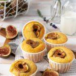 Muffin ai fichi
